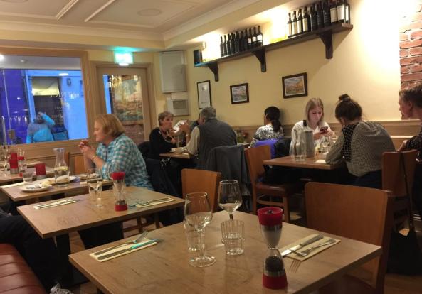 Nice Little Restaurant Venice Restaurant Galway